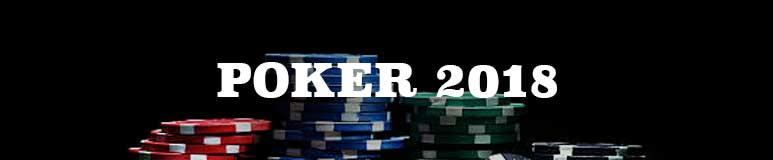 poker 2018